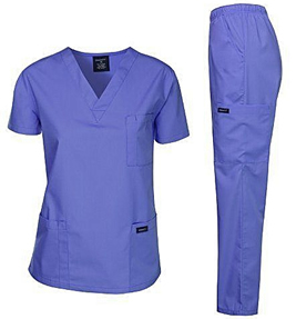 Lab coat- Nurses Uniforms -Medical Scrubs for sale in Kenya