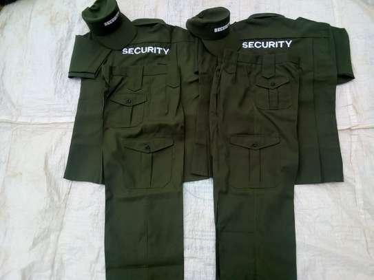 Security guards uniforms Kenya. Security Uniforms